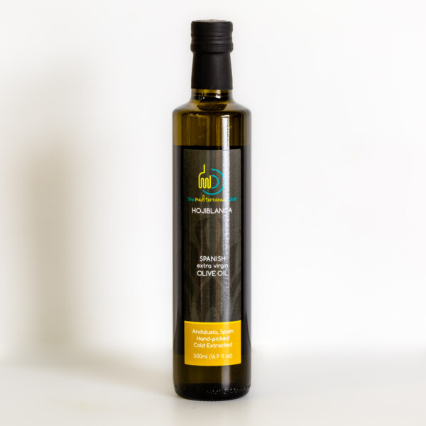 A picture of Hojiblanca extra virgin olive oil